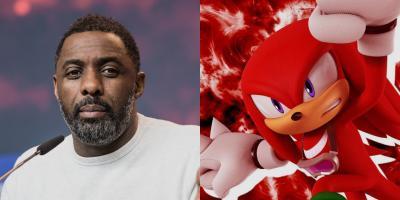 Idris Elba será Knuckles en Sonic 2