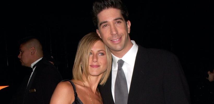 ¿Estaban en un break? Jennifer Aniston y David Schwimmer podrían estar saliendo y los fans reaccionan