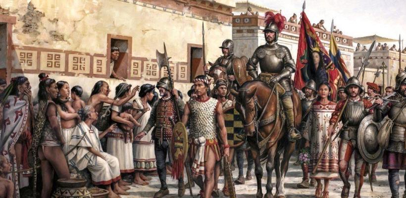 Gael García, Vanessa Bauche y Tenoch Huerta reaccionan al tuit de Vox que celebró la Caída de Tenochtitlán