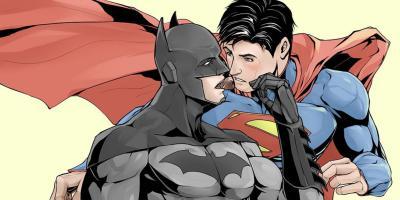 Critican a DC por hacer gay a Superman con kryptonita rosa