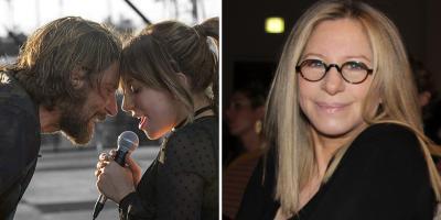 Nace una estrella: Barbra Streisand llama poco original la versión de Lady Gaga y Bradley Cooper