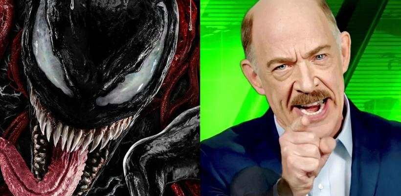 Venom: Let There Be Carnage | Cadena de cine británica sugiere que J.K. Simmons saldrá en la película
