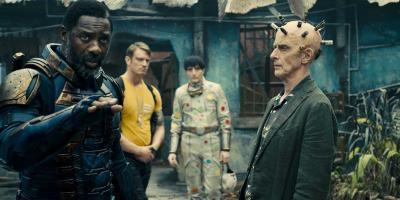 El Escuadrón Suicida: Warner quería que la película fuera clasificación PG-13