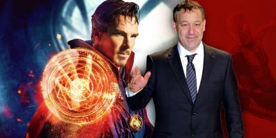 Doctor Strange 2: Benedict Cumberbatch elogió a Sam Raimi