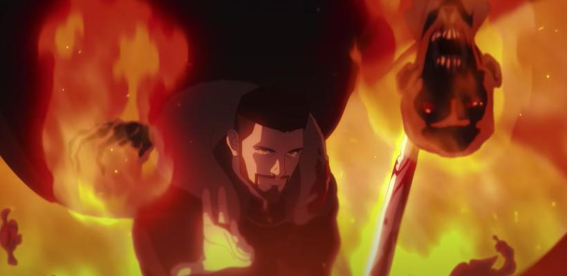 The Witcher: La Pesadilla del Lobo, ya tiene calificación de la crítica