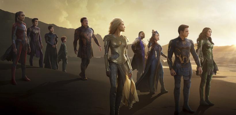 Eternals: el emocionante tráiler final explica por qué los eternos no defendieron la Tierra contra Thanos
