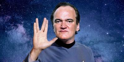 Star Trek: película de Quentin Tarantino involucra viajes por el tiempo y gángsters
