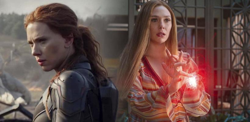 ¿Elizabeth Olsen contra Disney? La actriz apoya a Scarlett Johansson en su demanda por Black Widow
