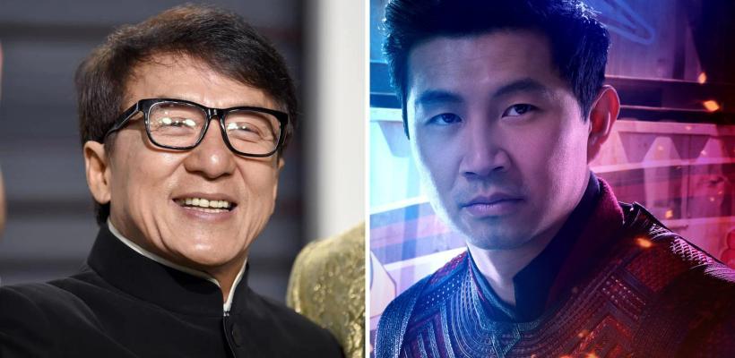 Jackie Chan se vuelve tendencia tras el lanzamiento del último clip de Shang-Chi and the Legend of the Ten Rings