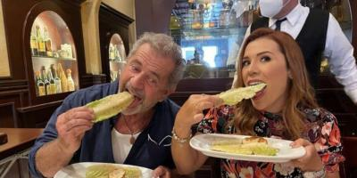 Get the Gringo: Mel Gibson se reúne con Marina del Pilar, gobernadora electa de Baja California