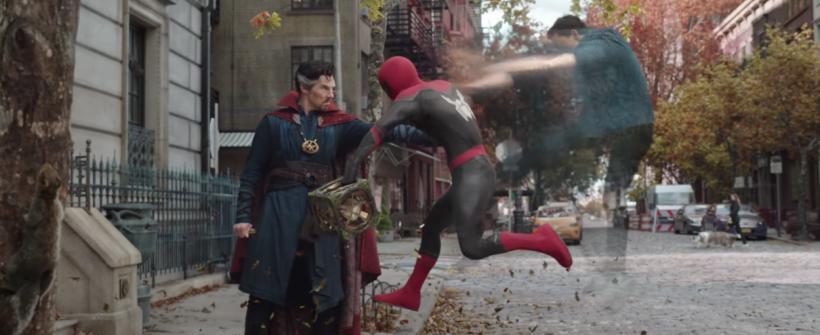 Spider-Man: No Way Home | Primer tráiler