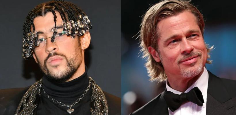 Bullet Train: Brad Pitt golpea a Bad Bunny en primer vistazo a la película
