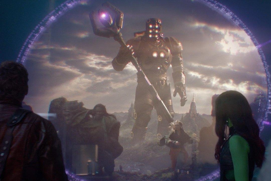 Eson the Searcher en Guardianes de la Galaxia