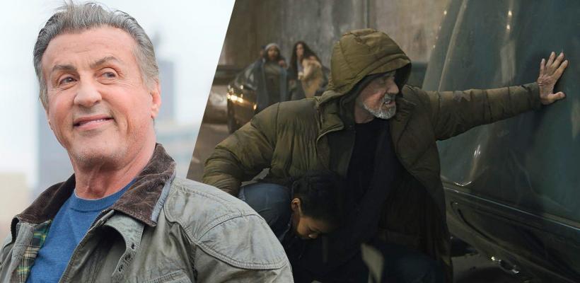 CinemaCon 2021 | Se mostró el primer metraje de Samaritan, la película de superhéroes de Sylvester Stallone