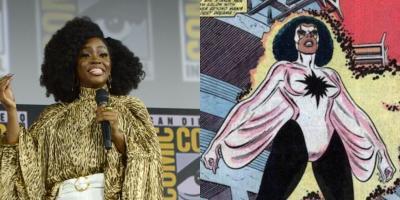 """The Marvels: Teyonah Parris dice que es """"épica"""" y que se la está pasando muy bien en el rodaje"""