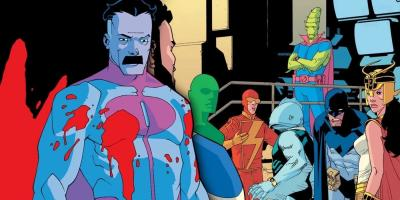 Invencible: Creador dijo que su Superman malvado salvó a la serie