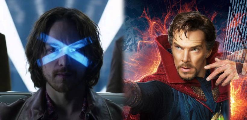 Rumor: James McAvoy regresará como Profesor X en Doctor Strange in the Multiverse of Madness