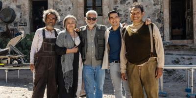 ¡Que Viva México! Comienza la filmación de la nueva cinta de Luis Estrada
