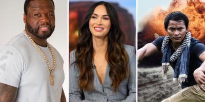 Los Indestructibles: Se prepara una cuarta entrega con 50 Cent, Megan Fox y Tony Jaa