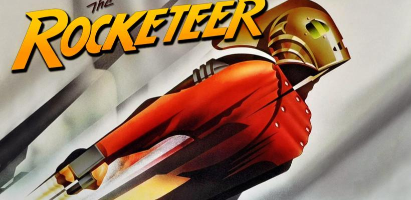 The Rocketeer va a tener su propia película en Disney Plus y ahora va a ser afroamericano