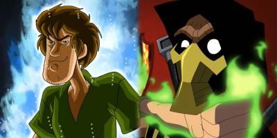 Shaggy ultra instinto ya es canon gracias a Mortal Kombat Legends: Battle of the Realms y fans reaccionan
