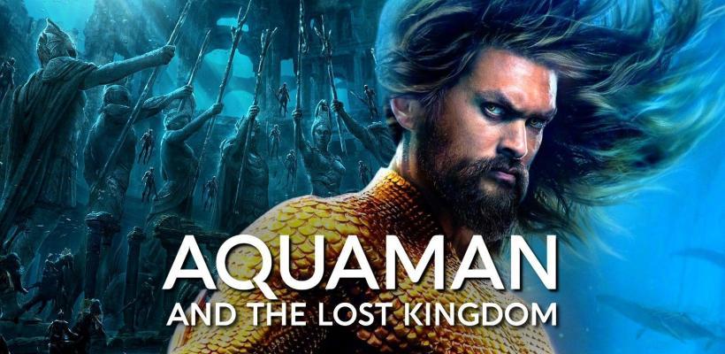 Aquaman and the Lost Kingdom va a ser mucho más compleja que la primera