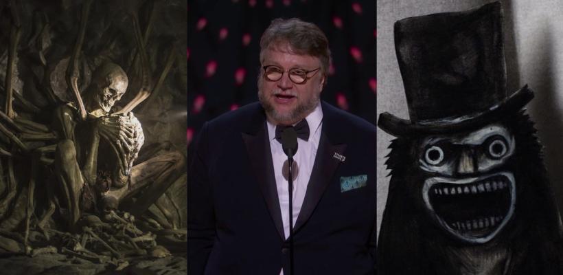 Guillermo del Toro revela directores de su nueva serie de antología de horror en Netflix