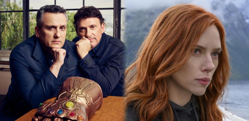 Hermanos Russo rompen negociaciones con Marvel tras demanda de Scarlett Johansson