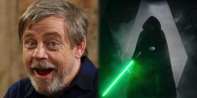 Star Wars: Mark Hamill ama ver videos de hombres maduros llorando por su cameo en The Mandalorian