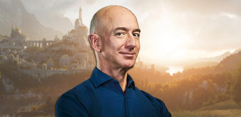 El Señor de los Anillos: Jeff Bezos habría renunciado a ser CEO de Amazon para dedicarse a la serie