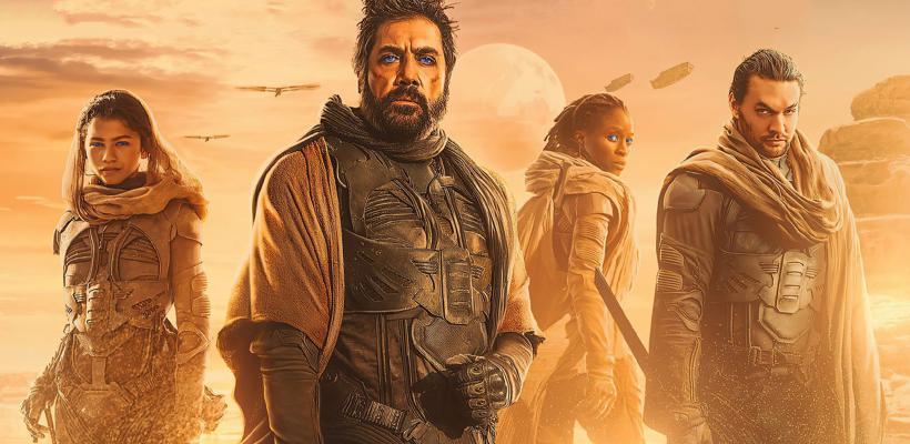 Dune: Denis Villeneuve quiere filmar la segunda parte en 2022, sólo espera la aprobación de Warner Bros.