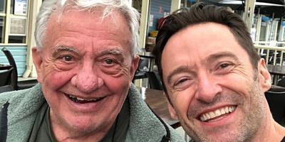 Hugh Jackman se despide de su padre con un sentido tributo