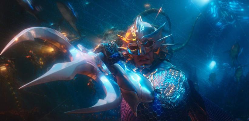 Aquaman and the Lost Kingdom: Patrick Wilson sorprende con sus músculos para la secuela
