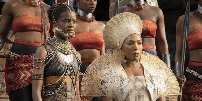 Black Panther 2: Angela Bassett dijo que la presencia de Chadwick Boseman se podía sentir en el set