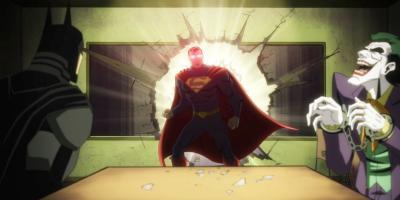 Injustice: primer tráiler promete épico enfrentamiento entre Batman y Superman