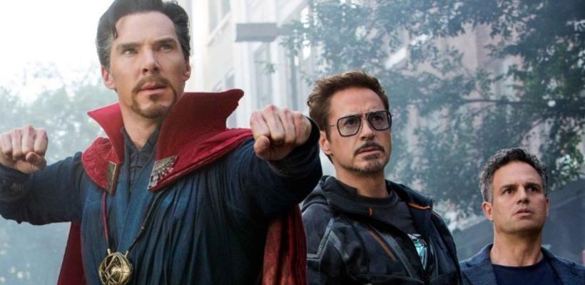Avengers: Infinity War | Benedict Cumberbatch improvisó una de sus frases más famosas