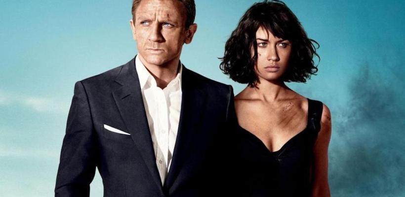 Daniel Craig revela lo que salió mal en 007 Quantum