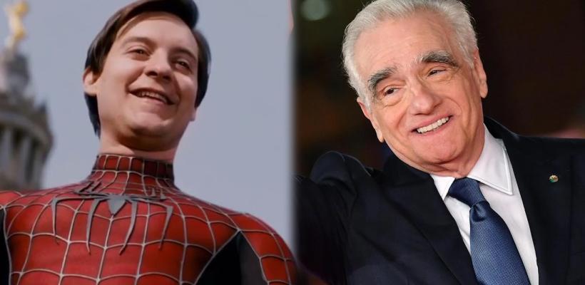 ¿No que no? A Martin Scorsese sí le gusta El Hombre Araña, de Sam Raimi