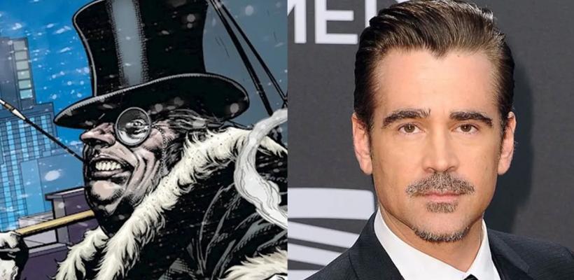 The Batman: Colin Farrell protagonizará spin-off del Pingüino en HBO Max