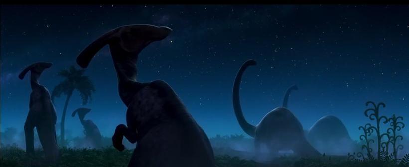 The Good Dinosaur - Tease Tráiler Oficial