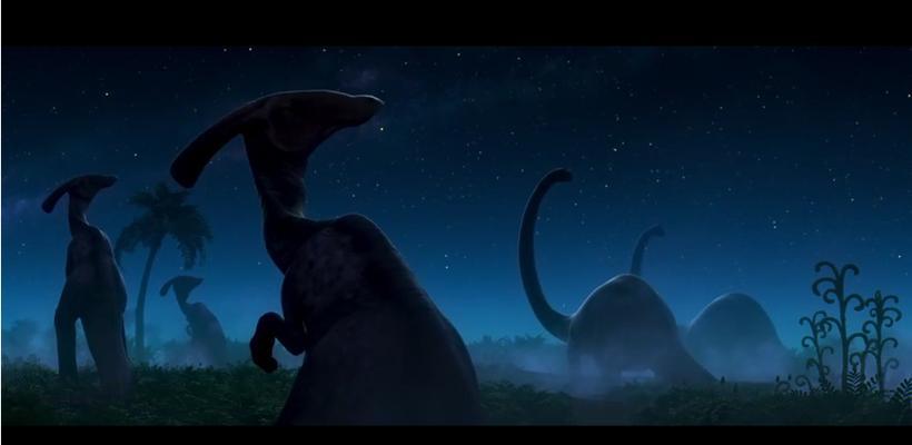 Ve el primer avance de The Good Dinosaur