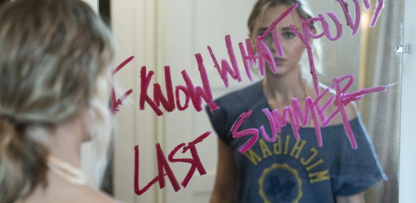 I Know What You Did Last Summer: terror slasher en el primer tráiler de la serie de James Wan