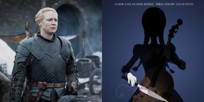 Wednesday: Gwendoline Christie se une al elenco de la serie de Netflix