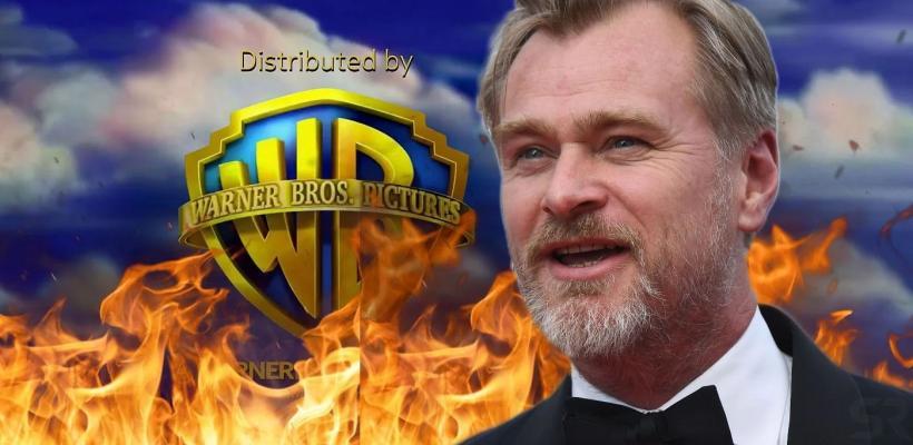 Christopher Nolan hizo que Warner no estrenara nada un mes antes o después que sus películas