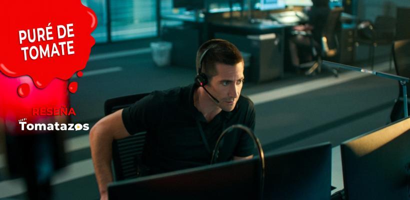 TIFF 2021   RESEÑA: Culpable   Un remake para replantear el rol de la policía