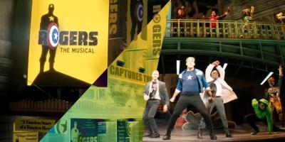 Todo lo que sabemos sobre el musical de Broadway del Capitán América que se iba a hacer en los ochenta