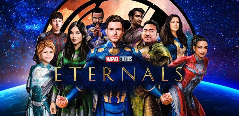 Eternals: Todos los actores hablaron de sus superpoderes en la película y los retos que implicaron