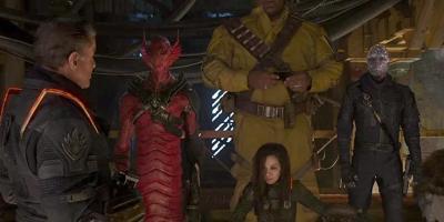 James Gunn quiere hacer un spin-off de los Ravagers para Marvel
