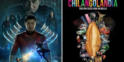 De superhéroes y chilangos; Shang-Chi y Chilangolandia lideran la taquilla mexicana