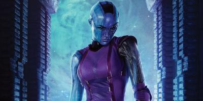 Guardianes de la Galaxia 3: Karen Gillan lloró luego de leer el libreto